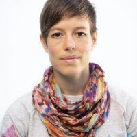 Studio portrait of Dr Anna Madeleine Raupach.